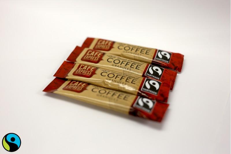 Café Express Fairtrade Coffee Sticks x500