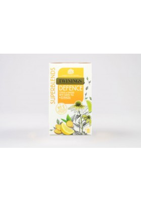 Twinings Superblends Defence Enveloped Tea Bags