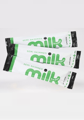 Milk Sticks - Semi Skimmed 1x240