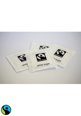 Fairtrade White Sugar Sachets 1x1000