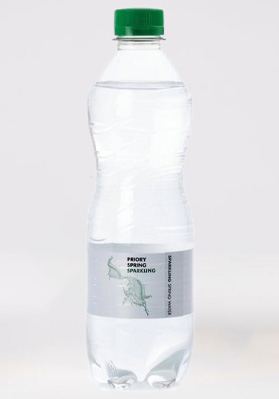 Priory Sparkling Mineral Water 24x500ml