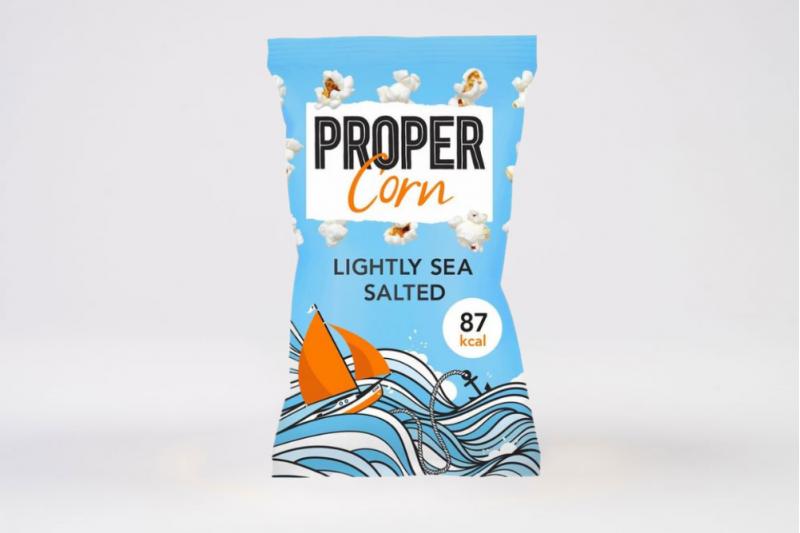 Propercorn Lightly Sea Salted 24 x 20g