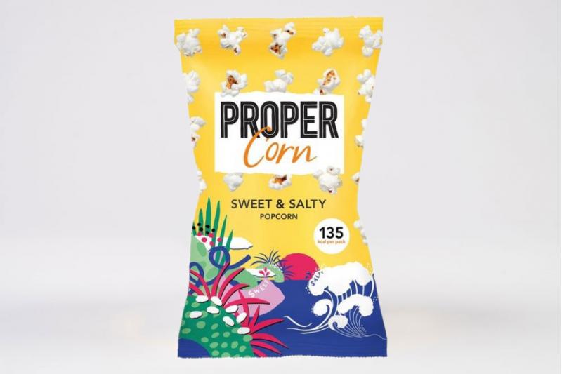 Propercorn Sweet & Salted 24 x 20g