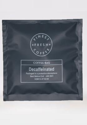 Finest Fresh Decaff Coffee Bags 100x10g
