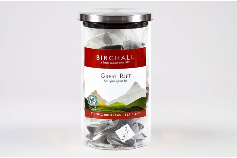 Birchall Vacuum Sealed Glass Storage Jars