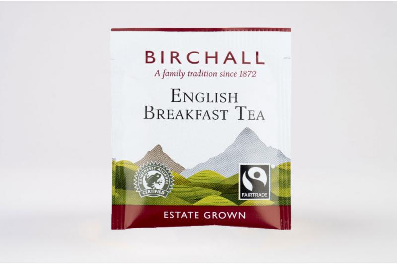 Birchall FT & RA English Breakfast 250 Envelopes
