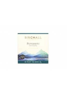 Birchall Peppermint - 80 Prism Tea Bags