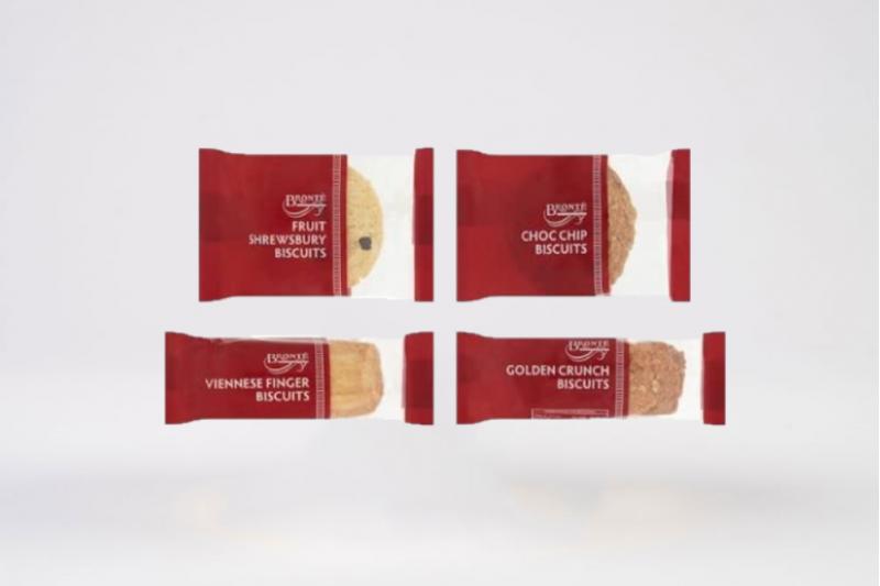 Brontè Biscuit Mini Packs 5 Variety 100x2