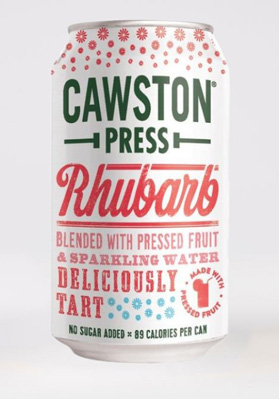 Cawston Press Rhubarb 24x330ml