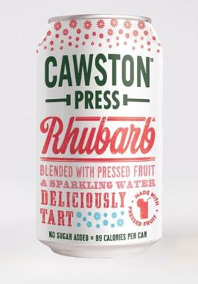 Cawston Press Rhubarb 24x330ml