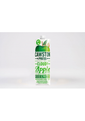 Cawston Press Cloudy Apple Juice 6x1L