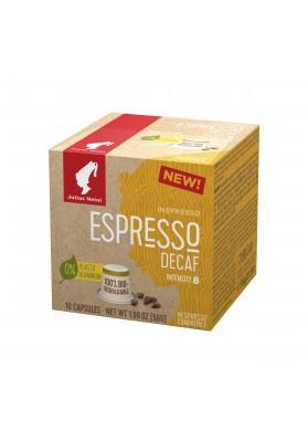 Julius Meinl Bio Fairtrade Decaf Espresso Capsules 1 x 10