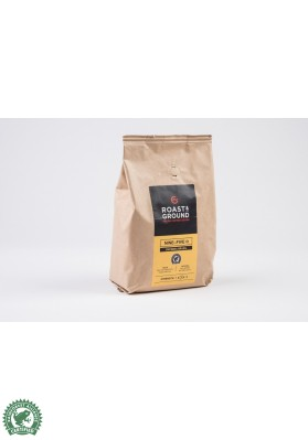 Nine - Five Rainforest Alliance Daterra Brazil Beans 12x500g