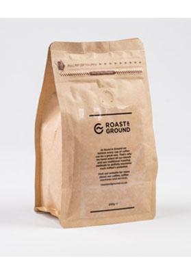 50:50 Half Caff Blend Beans 12x250g