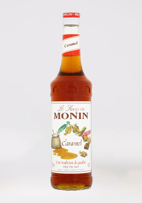 Monin Caramel Syrup 700ml