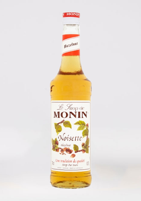 Monin Hazelnut Syrup 700ml