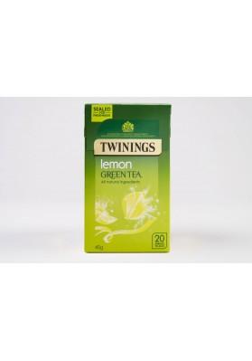Twinings Lemon Green Tea Teabag 1x20