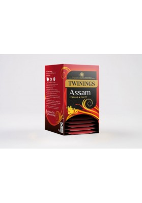Twinings Assam Enveloped Tea Bags 1x20