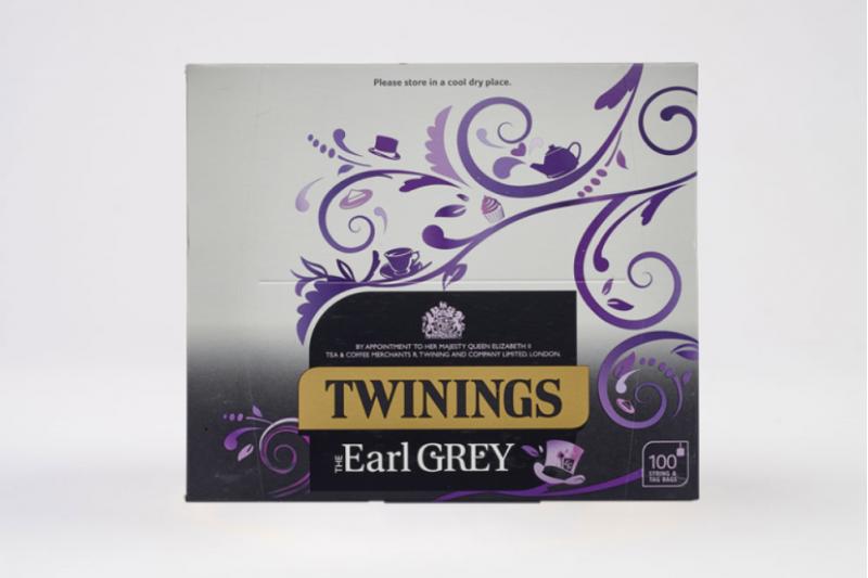 Twinings Earl Grey Tagged Tea Bags 1x100