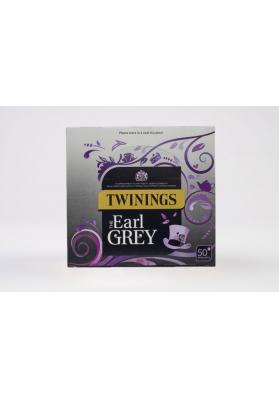 Twinings Earl Grey Enveloped Tea Bags 1x50
