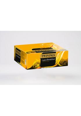 Twinings English Breakfast Tagged Tea Bags 1x100