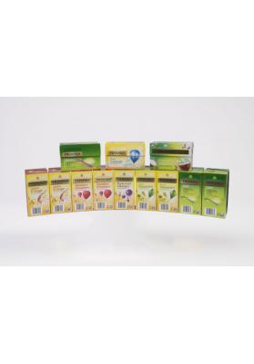 Twinings Fruit Herbal Green Variety Env Tea Bags 12x20