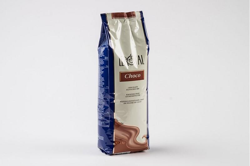 Le Royal Choco Blue Vending Chocolate 10x1kg