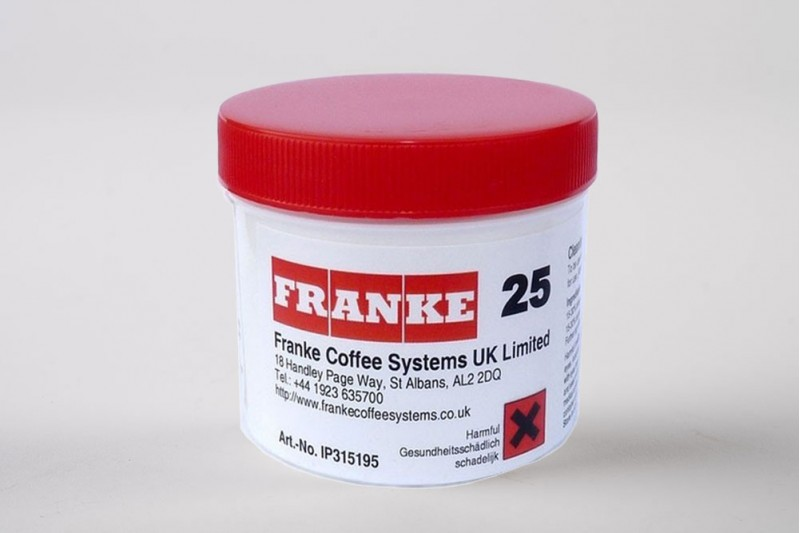 Franke Flair/Pura Coffee Cleaning Tablets 1x25