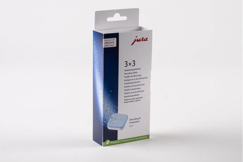 Jura Decalcifying Tablets 1x9
