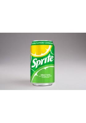 Sprite Cans Lower Sugar 24x330ml