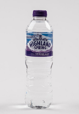 Highland Spring Still Water Plastic 24x500ml