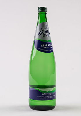 Highland Spring Sparkling Water 12x1L