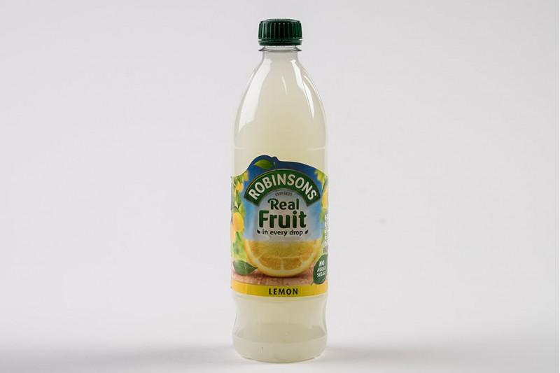 Robinsons Lemon Squash No Added Sugar 12x1L