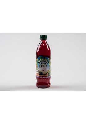 Robinsons Apple and Blackcurrant No Added Sugar 12x1L