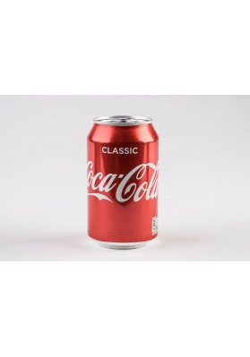 Coca-Cola Classic Cans 24x330ml