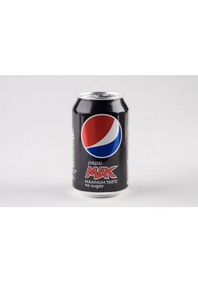 Pepsi Max No Sugar Cans 24x330ml