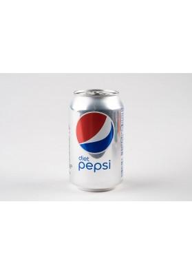 Diet Pepsi Cans 24x330ml