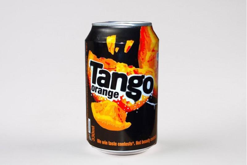 Tango Orange Cans 24x330ml
