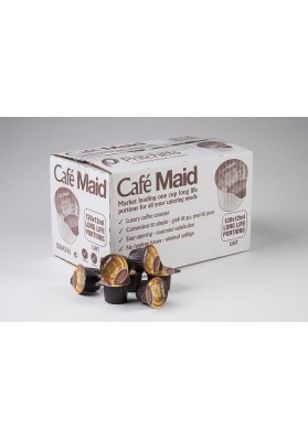 Cafè Maid 12ml Luxury Coffee Creamer 1x120