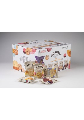 Border 5 Variety Luxury Mini Pack Biscuits 100x2