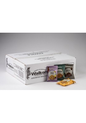 Walkers Assorted Biscuit Twin Packs 100x2