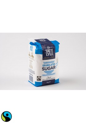 Tate & Lyle Fairtrade Granulated Sugar 15x1kg