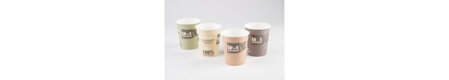 Eco-friendly Cups & Lids