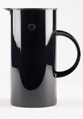 Stelton Vacuum Jug Black 0.5 Litre