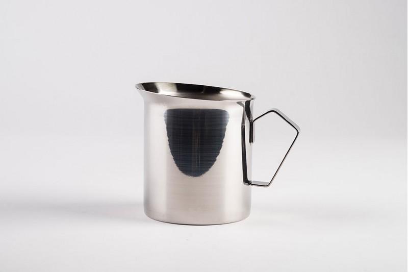 Latte 1.5L Milk Foaming Jug with Straight Sides