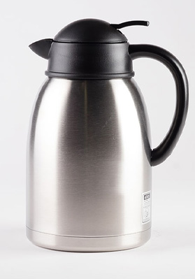 1.9 Litre Vacuum Decanter Double Wall Jug Plain
