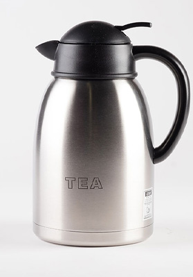 1.9 Litre Vacuum Decanter Double Wall Jug Tea