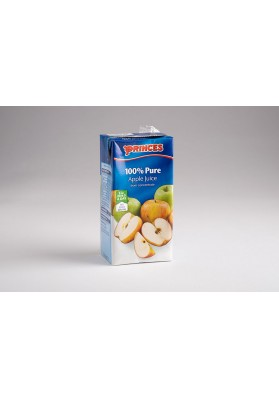 Princes 100% Pure Apple Juice 27x200ml