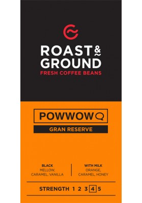 Powwow Gran Reserve Bean 12x500g