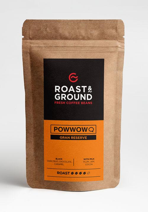 R&G Powwow Gran Reserve Bean 12x500g